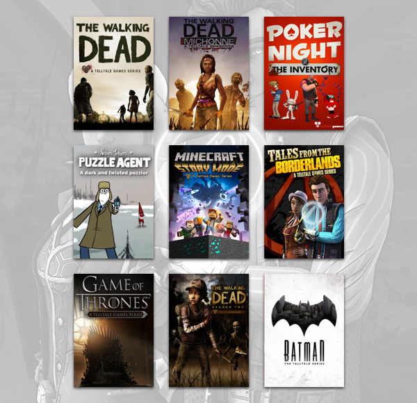 Humble Telltale Games Bundle